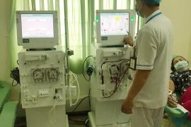 Đơn vị thận nhân tạo bệnh viện Đa khoa Tâm Trí Sài Gòn luôn hết mình để phục vụ bệnh nhân